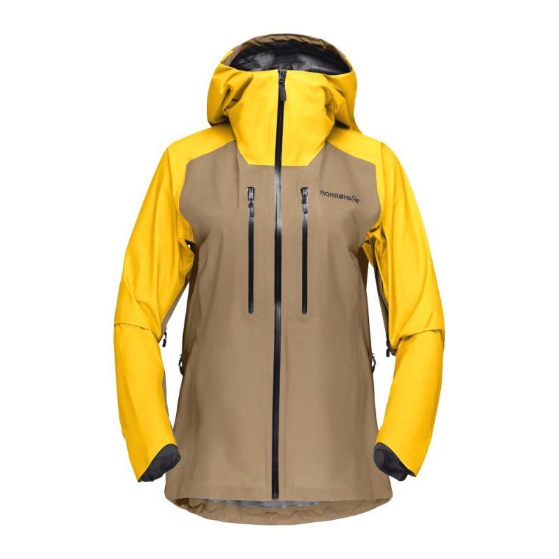 Купить Куртка Norrona Lyngen Gore-Tex женская