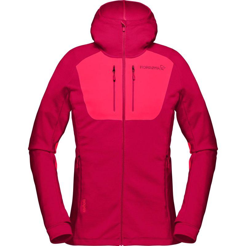 Купить Куртка Norrona Lyngen Powerstretch Pro Zip Hoodie женская