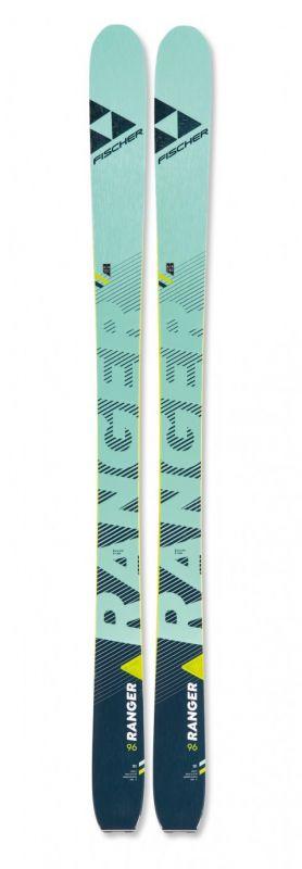 Купить Горные лыжи Fischer My Ranger 96 TI