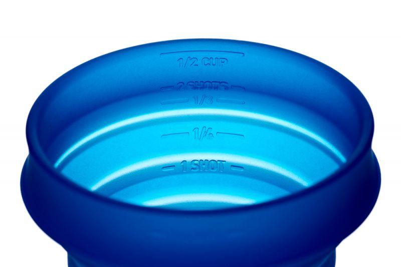 Кружка складная силиконовая Humangear Gocup M  - купить со скидкой