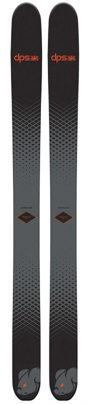 Горные лыжи DPS Koala F119 черный (20/21)