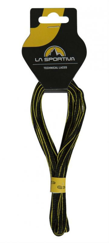 Шнурки La Sportiva LaSportiva Mountain Running Laces черный 107