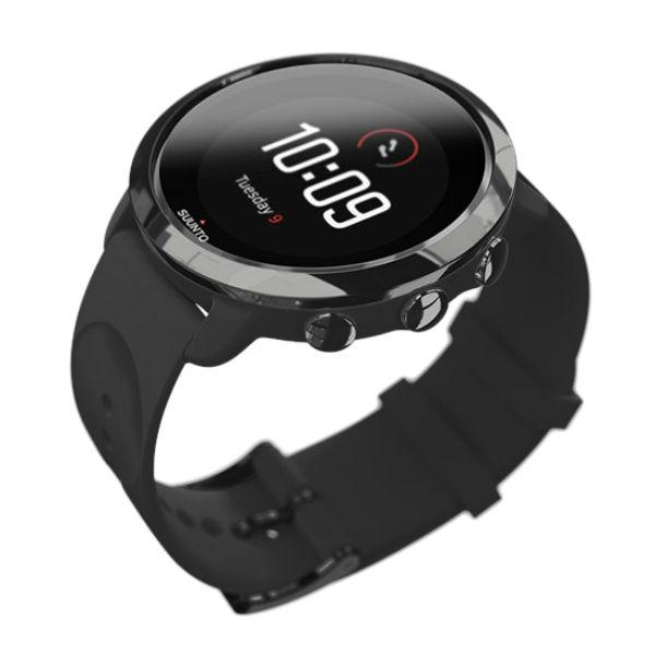 Часы Suunto Suunto 3 Fitness черный
