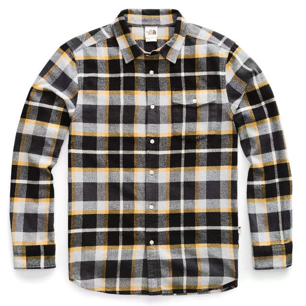 Купить Рубашка The North Face Long Sleeve Arroyo Flannel