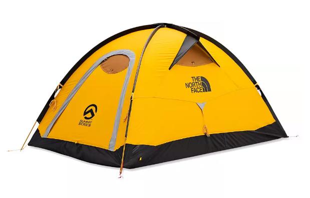 Палатка The North Face Assault 2 желтый 2/МЕСТНАЯ