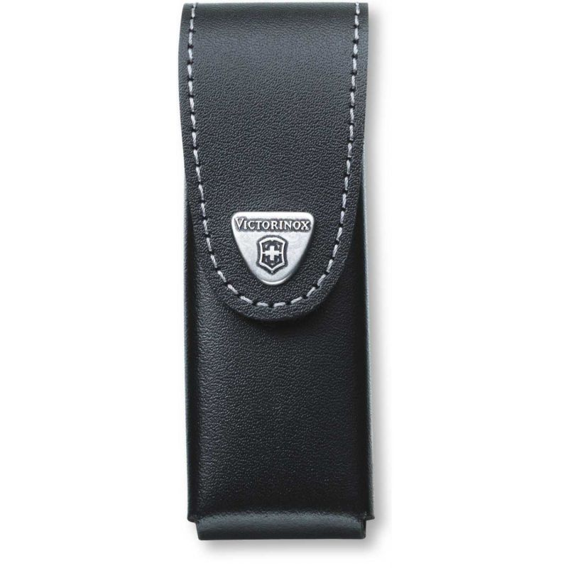 Чехол на ремень Victorinox Victorinox для перочинных ножей черный 111ММ victorinox набор ножей для стейков swiss classic 6 пр 11 см 6 7232 6 victorinox