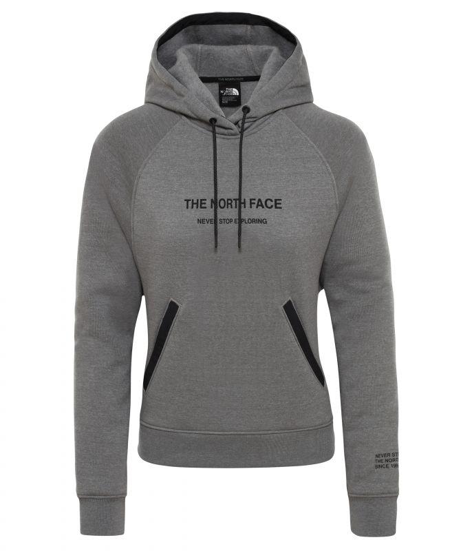 Купить Толстовка The North Face Graphic Hoodie женская