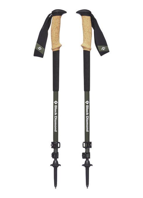 Купить Треккинговые палки Black Diamond Alpine Carbon Crok
