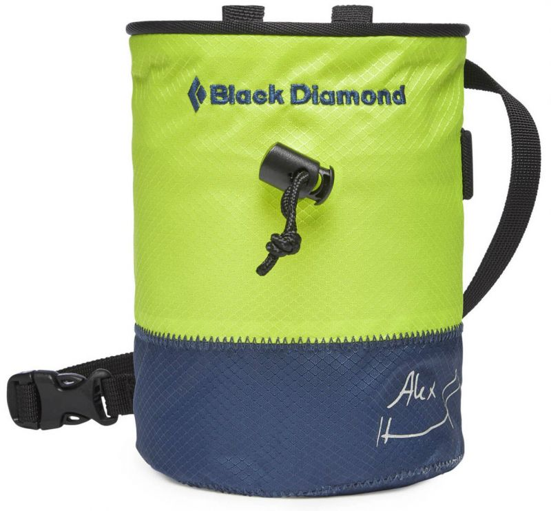 Мешочек Black Diamond для магнезии Black Diamond Freerider светло-зеленый M/L магнезия black diamond black diamond 100 g black gold loose chalk 100g