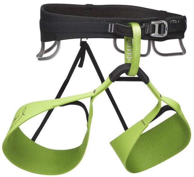 Страховочная Black Diamond система Solution Harness - Honnold светло-зеленый L