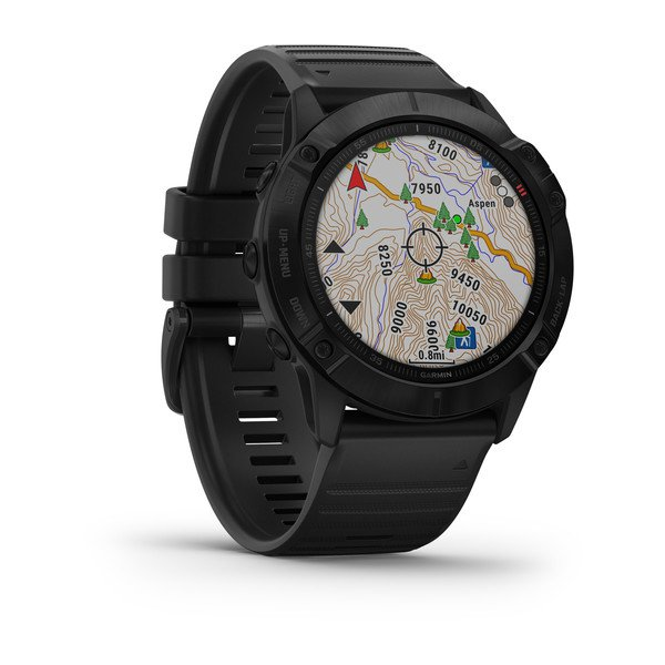 Купить Часы Garmin Fenix 6X PRO