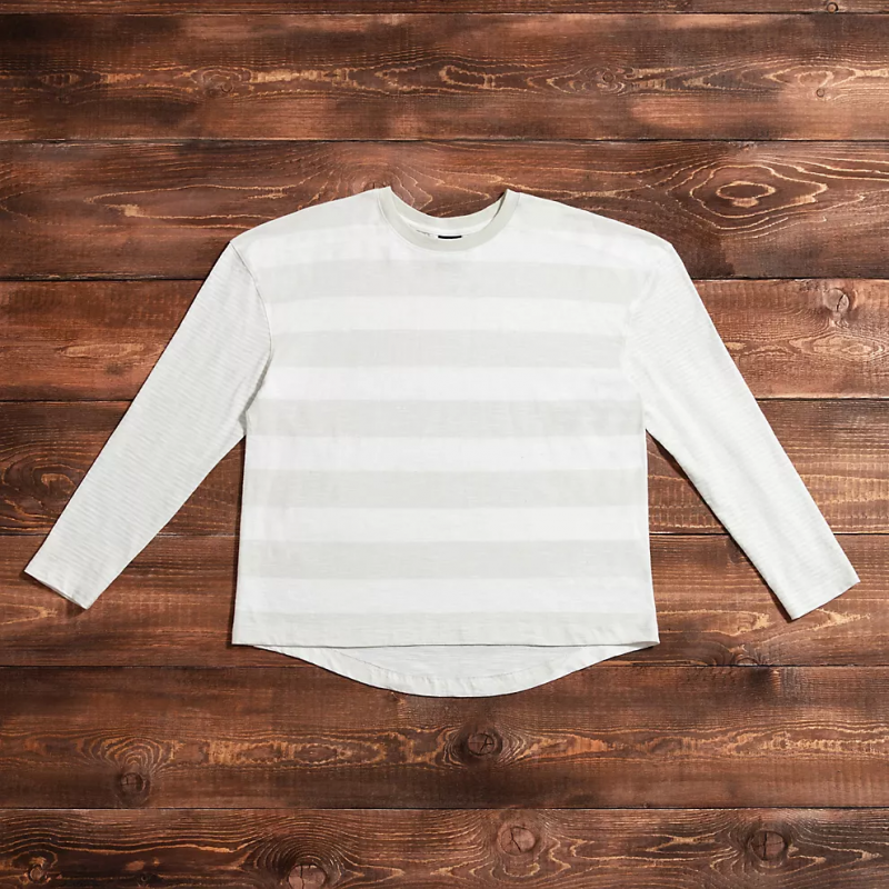 Футболка The North Face Long Sleeve Stripe женская