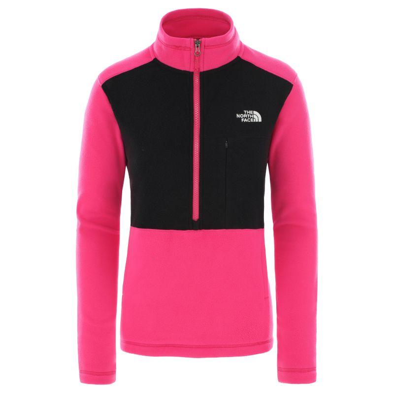 Купить Куртка The North Face Blocked Tka Quarter-Zip женская