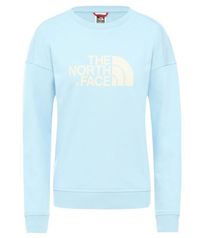 Купить Толстовка The North Face Drew Peak Crew женская
