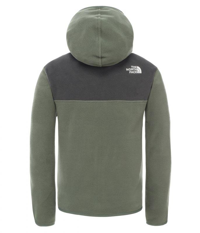 Купить Куртка The North Face Glacier Full Zip Hoodie детская