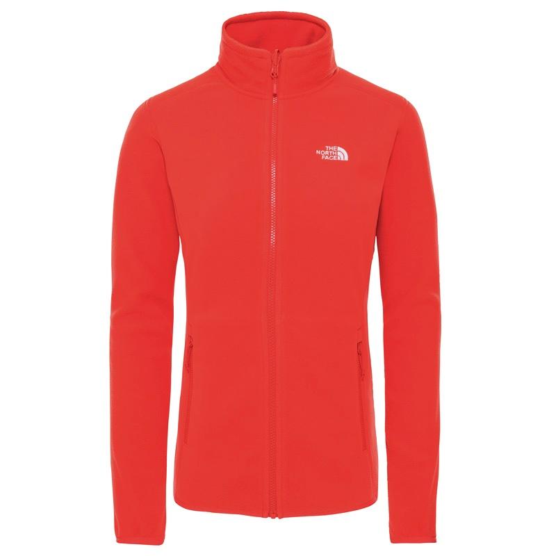 Купить Куртка The North Face 100 Glacier Full Zip женская