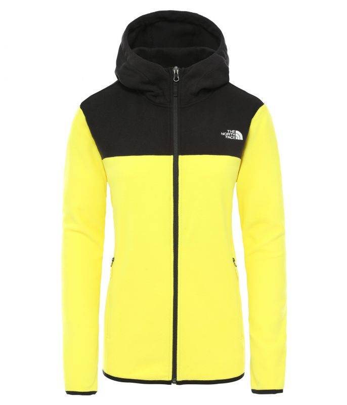 Куртка The North Face The North Face Tka Glacier Full Zip Hooded Fleece женская куртка the north face the north face summit l2 fuseform fleece 1 2 zip hoodie