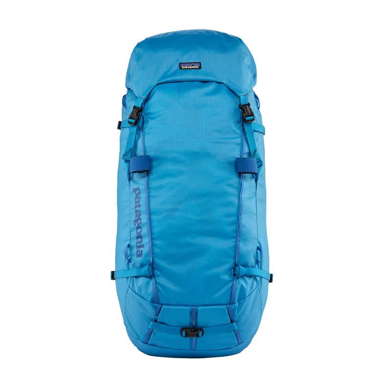 цена Рюкзак Patagonia Patagonia Ascensionist 55L синий 55Л/L онлайн в 2017 году