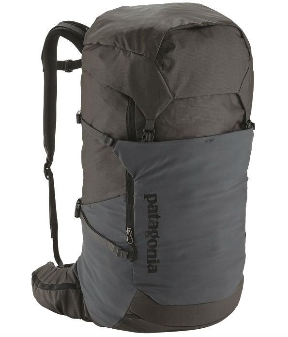 цена Рюкзак Patagonia Patagonia Nine Trails Pack 36L темно-серый 36Л/L онлайн в 2017 году