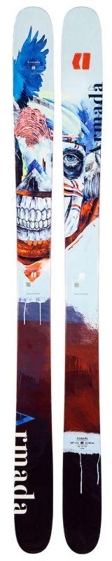 Купить Горные лыжи Armada ARV 116 JJ 192