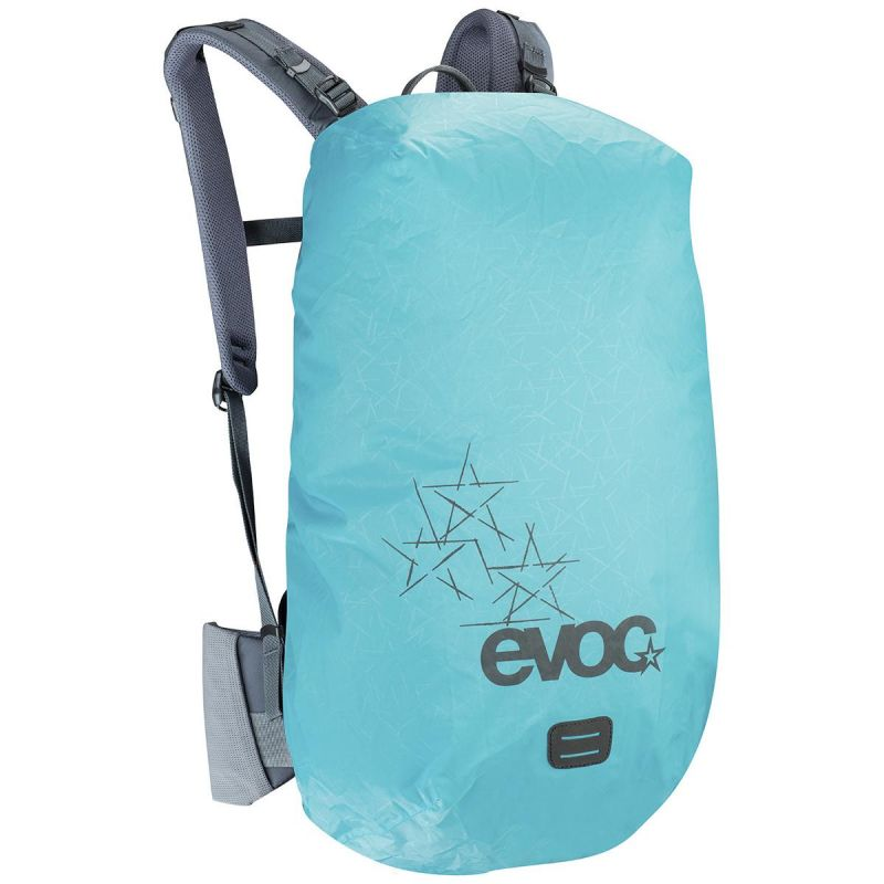 Защитная накидка от дождя на рюкзак EVOC Evoc Raincover Sleeve голубой L чехол д рюкзака 20 35 л