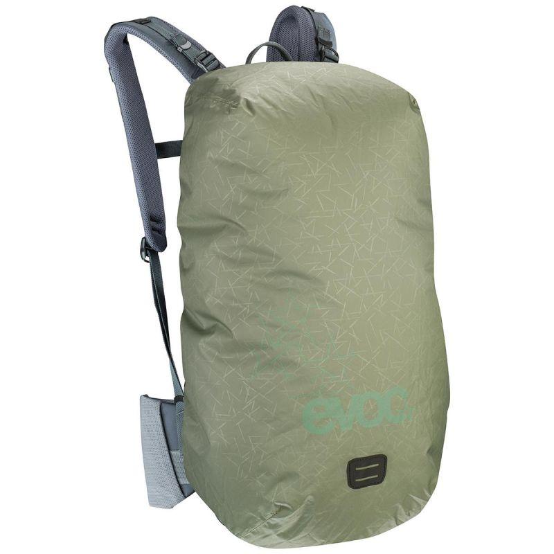Защитная накидка от дождя на рюкзак EVOC Evoc Raincover Sleeve хаки L чехол д рюкзака 20 35 л