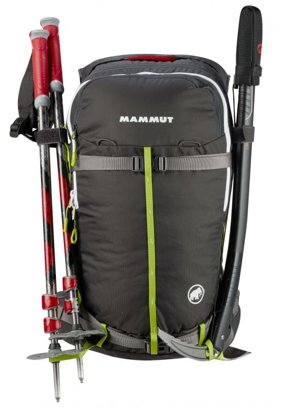 Рюкзак Mammut Mammut Flip Removable Airbag 3.0 черный 22Л