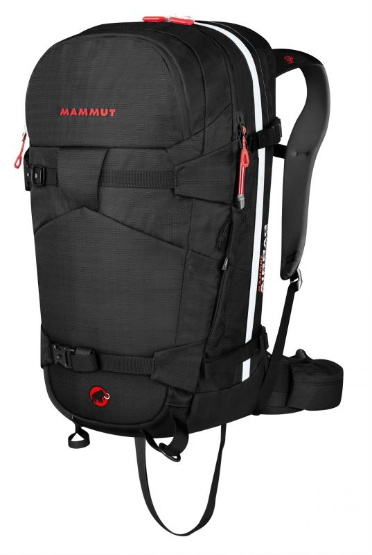 Рюкзак Mammut Mammut Ride Removable Airbag 3.0 черный 30Л
