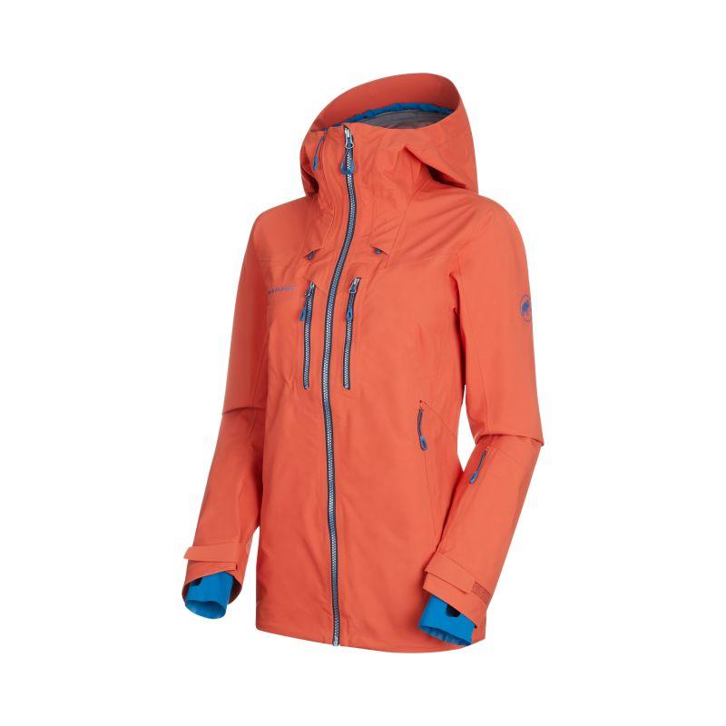 Купить Куртка Mammut Alvier HS Hooded женская
