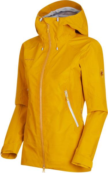 Купить Куртка Mammut Ridge HS Hooded женская