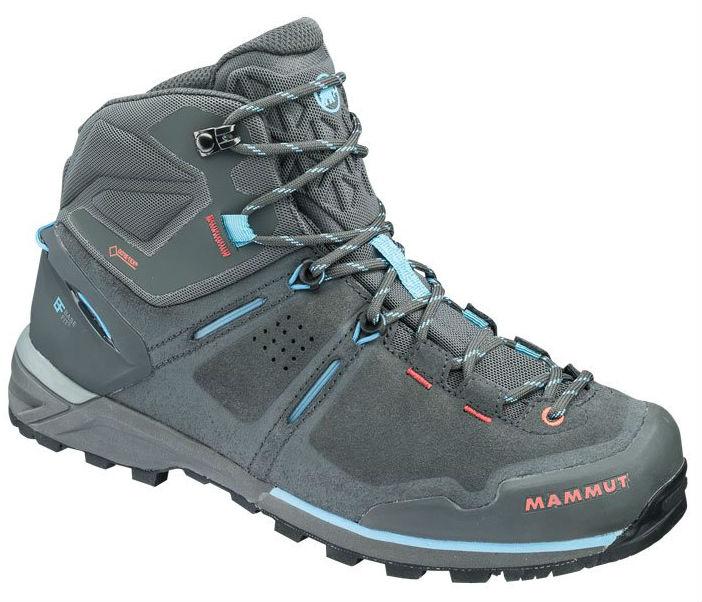 Купить Ботинки Mammut Alnasca Pro Mid GTX® женские