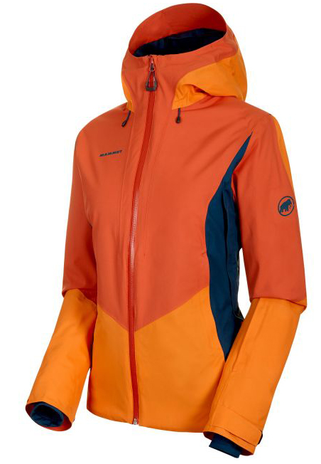 Купить Куртка Mammut Casanna HS Thermo Hooded женская