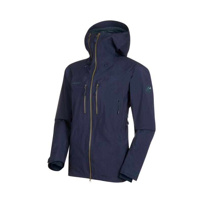 Купить Куртка Mammut Alvier HS Hooded