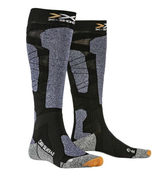 Купить Носки X-Socks Carve Silver 4.0