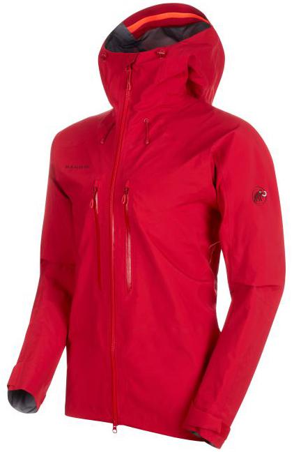 Купить Куртка Mammut Meron HS Hooded