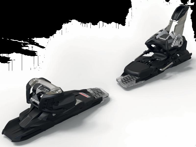 Купить Горнолыжные крепления Marker Griffon Demo