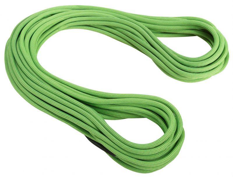 Веревка Mammut Mammut 8.7 Serenity Dry (бухта 50м) зеленый 50М веревка mammut mammut 9 2 revelation dry бухта 70м красный 70м