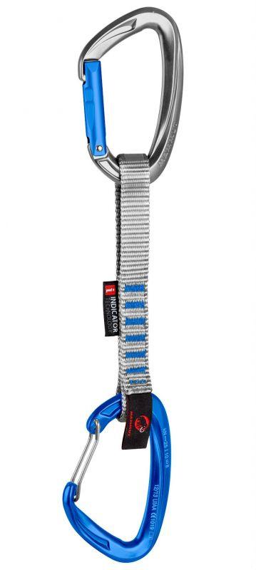Купить Оттяжка с карабинами Mammut Crag Indicator Wire Express Set