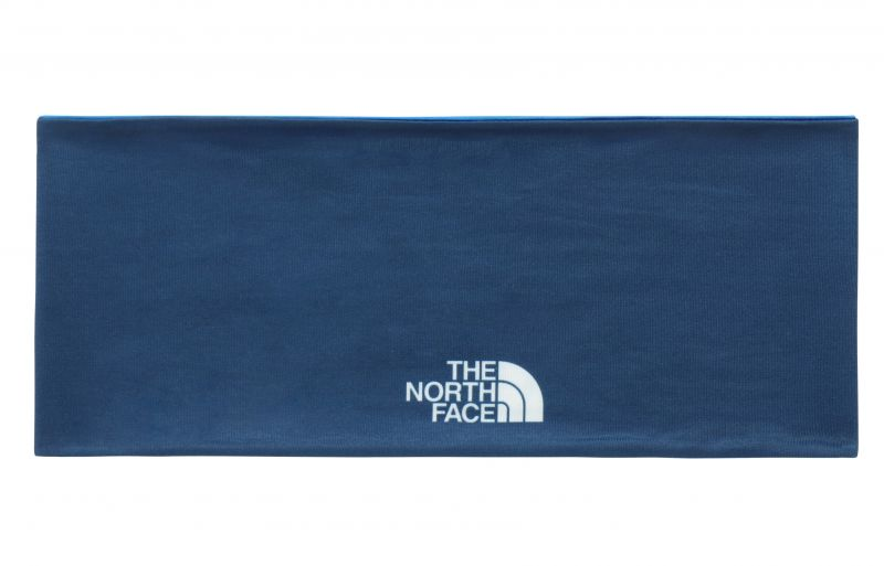 Фото - Повязка на голову The North Face The North Face Dipsea голубой ONE кепка the north face the north face tnf logo trucker one
