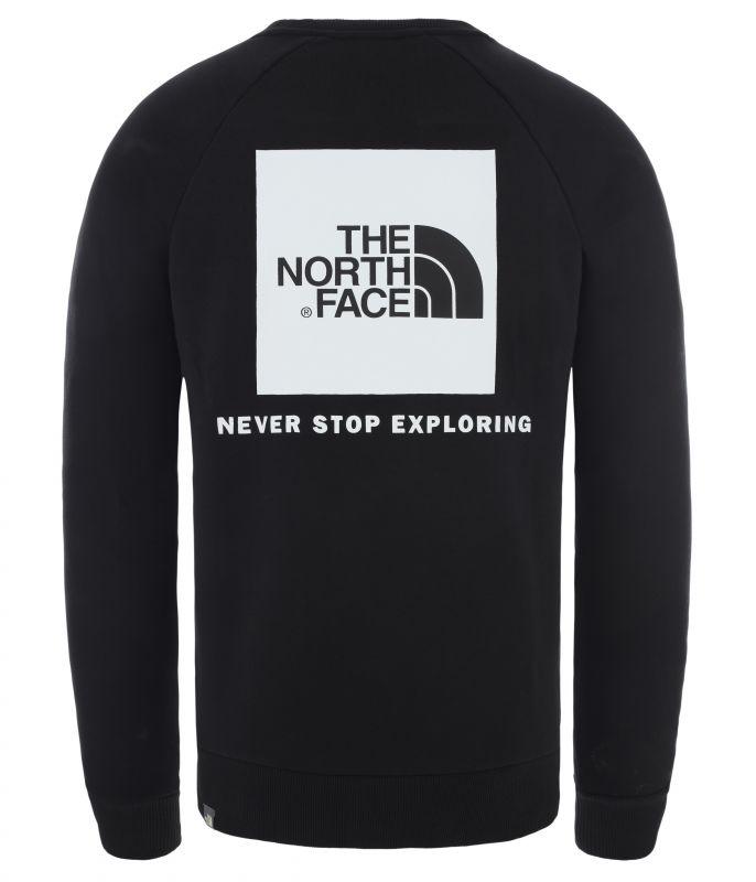 Купить Толстовка The North Face Raglan Redbox Crew