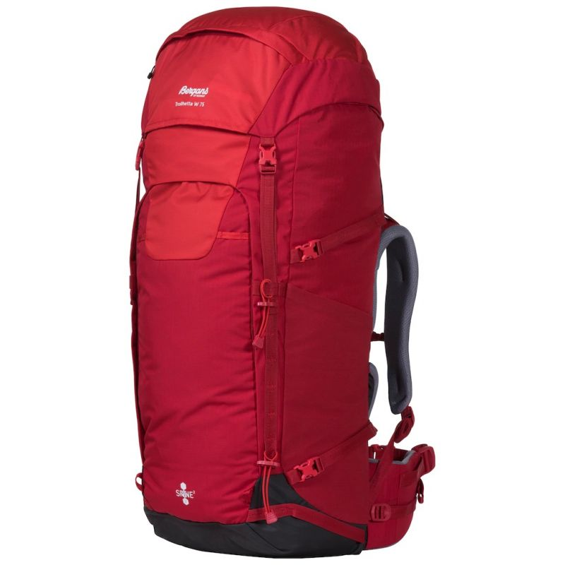 Фото - Рюкзак Bergans Bergans Trollhetta 75 женский красный 75Л рюкзак bergans hugger 30
