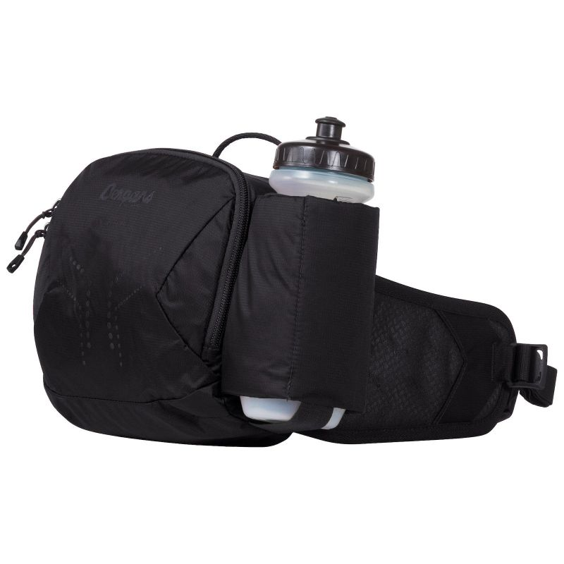 Фото - Сумка на пояс Bergans Bergans Vengetind Hip Pack 3 W/Bottle черный 3Л рюкзак bergans hugger 30