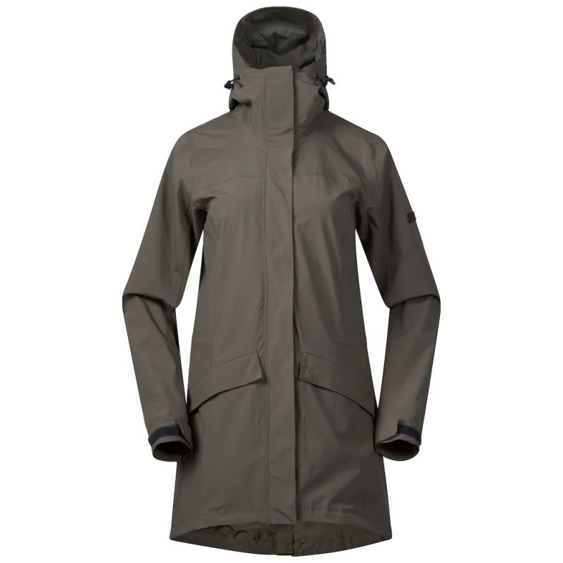 Куртка Bergans Bergans Oslo 2L W Coat женская футболка bergans bergans aurora женская