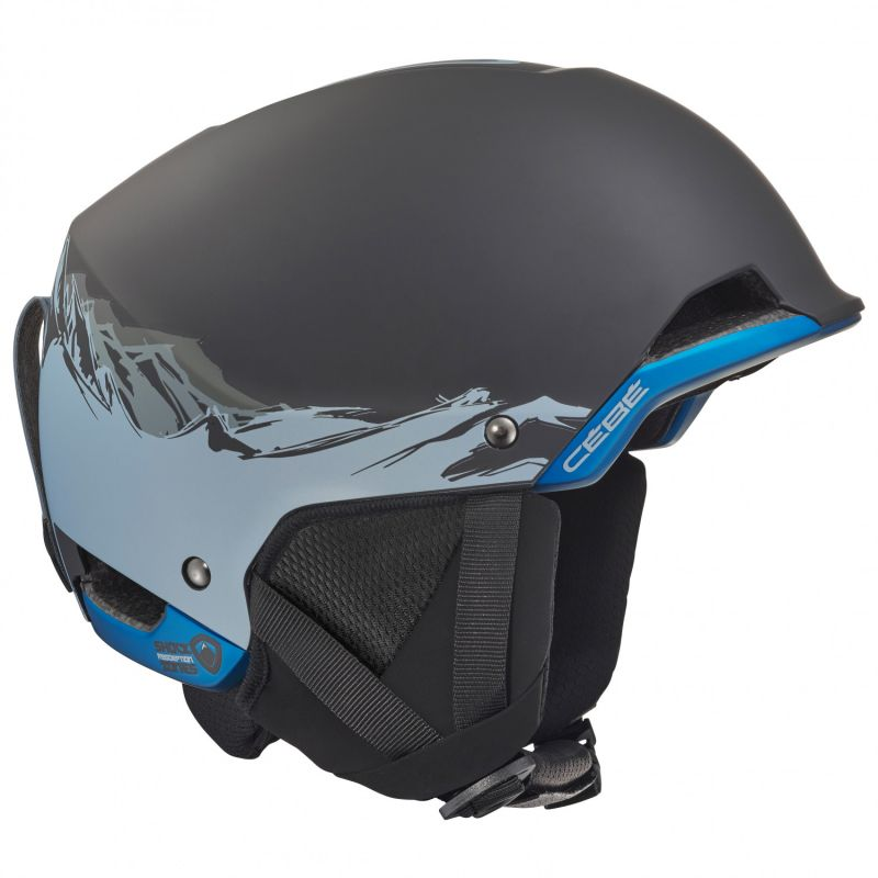 Горнолыжный Cebe шлем Cebe Method черный 56/58 cebe cebe kite черный small