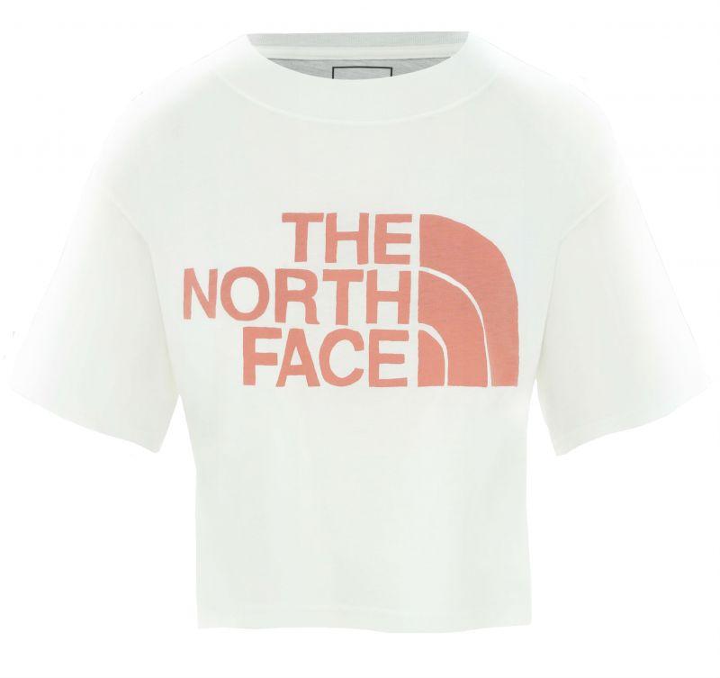 Купить Футболка The North Face SS HD Crop Tee женская