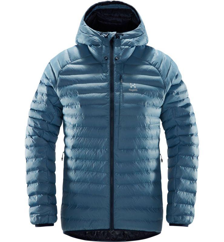 Купить Куртка Haglofs Essens Mimic Hood женская