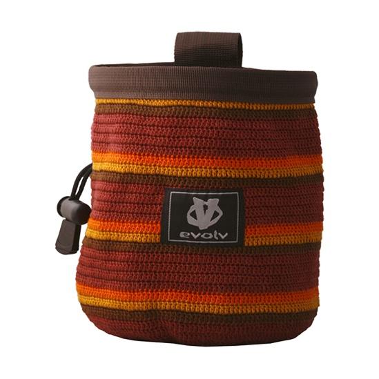 Мешок для магнезии Evolv Wingate Knit Chalk Bag