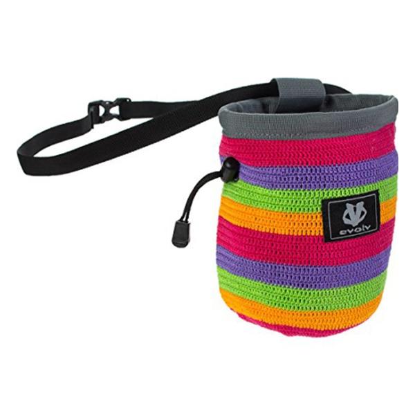 Купить Мешок для магнезии Evolv Prism Knit Chalk Bag