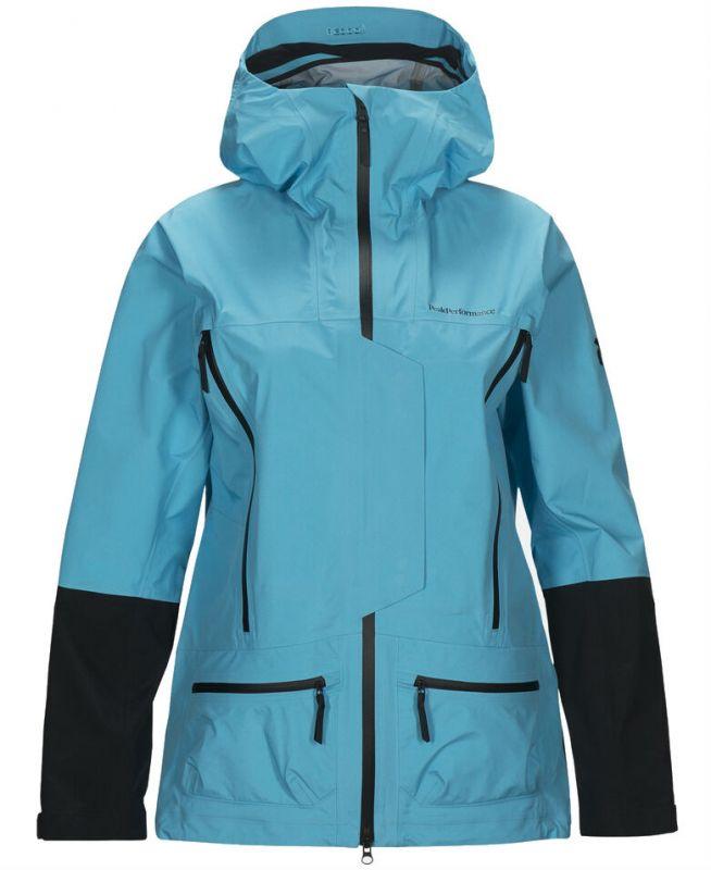 Купить Куртка Peak Performance Vislight Tour женская