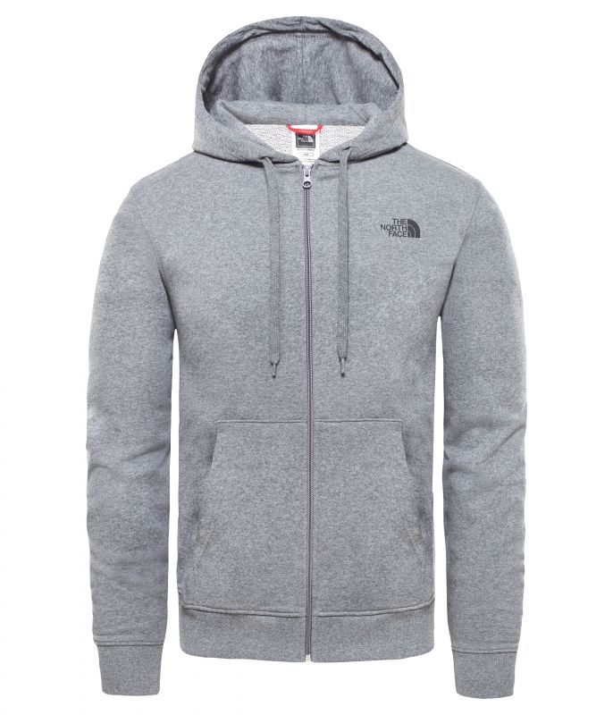 Толстовка The North Face Open Gate Light Full Zip Hoodie